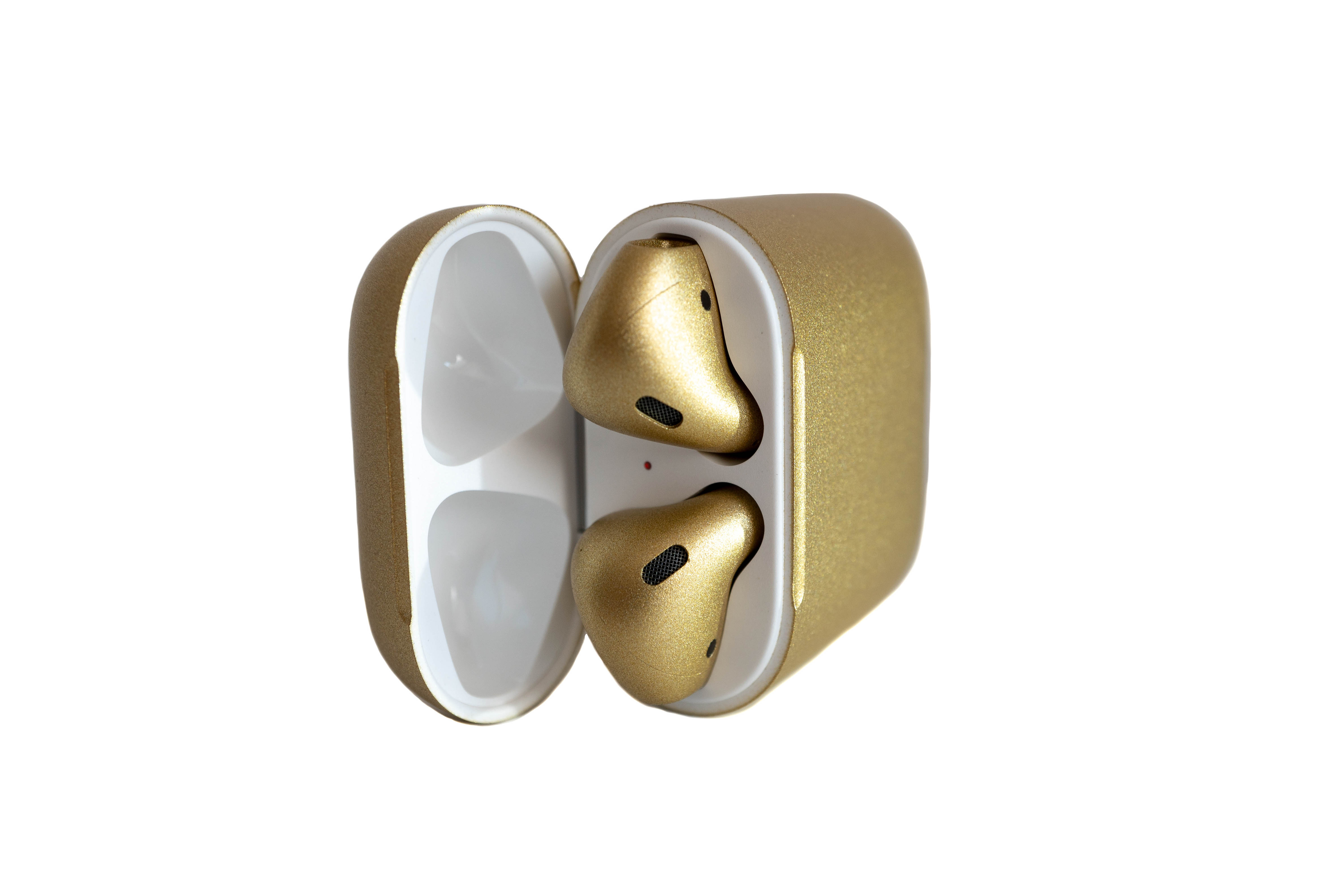 Apple® AirPods 2 Gold (with Charging Case)